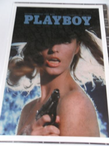 Playboy (Official) Greeting Card (PB9)